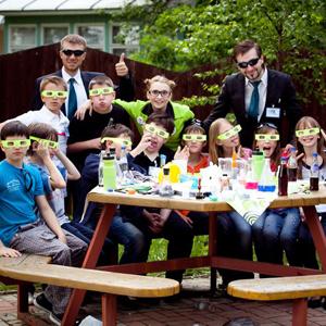 Научная вечеринка (2)