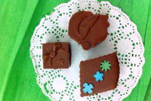 Шоколадные конфеты. Новогодний мастер-класс для детей. чУднЫе штуки. Мастер-класс на корпоратив