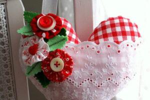 Мастер-класс ко Дню влюбленных. Ароматная валентинка.