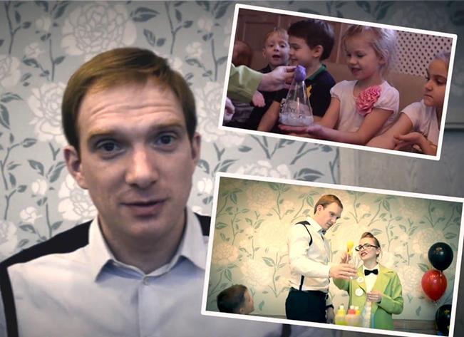 Отзыв актёра Андрея Бурковского