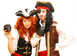 аниматоры пираты, чудные штуки