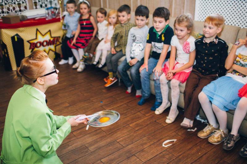 детский праздник, гости, подсказки для родителей