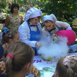 праздник муравья, крио мороженое, чудные ученые