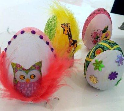 Пасхальные мастер-классы, мастер-класс к Пасхе, чудные штуки, декор яиц, украшение пасхальных яиц, декупаж яиц, пасхальный мастер-класс, пасха для детей