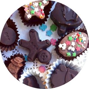 шоколадный мастер-класс, шоколадные конфеты, чудные штуки