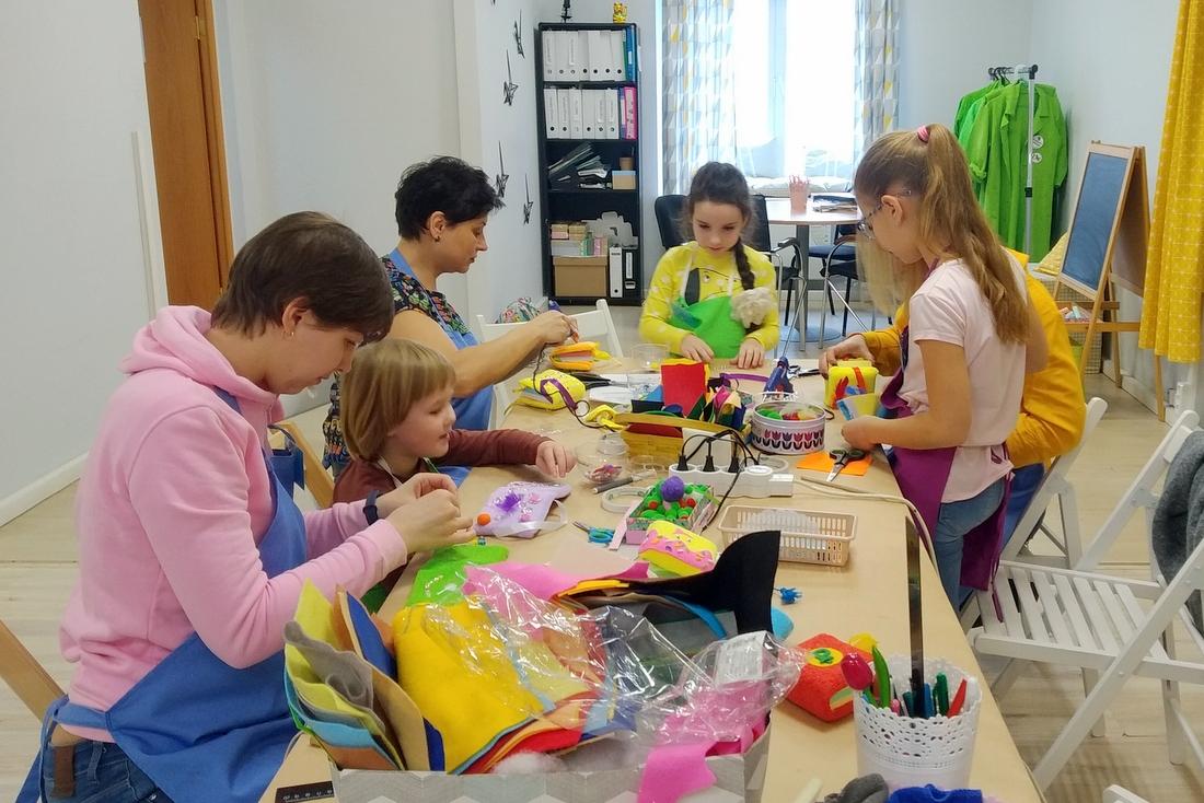 Мягкие блокноты, сквиши-блокноты, мастер-класс для детей, чудные штуки, чудная мастерская